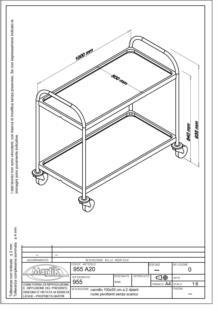 carrello-acciaio-inox-2-ripiani-100x50