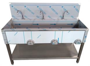 lavamani-tre-posti-acciaio-inox-comando-ginocchio-807 S3P02