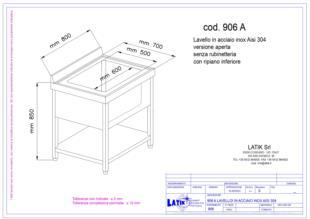 lavello-acciaio-inox-aperto-senzarubinetteria-ripiano-inferiore-906A