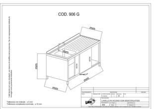 lavello-acciaio-inox-lavabo-porte-scorrevoli-sgocciolatoio-906G