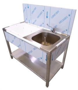 lavello-acciaio-inox-sgocciolatoio-vasca-906E