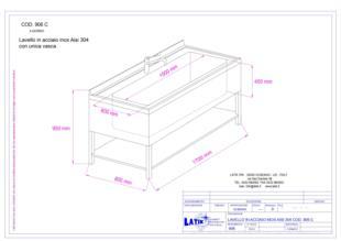 lavello-acciaio-inox-unica-vasca-modello-a-giorno-906C
