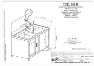 lavello-armadiato-antescorrevoli-comandoacqua-pedale-rubinettodoccia-906B