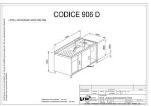 lavello-lavabo-porte-scorrevoli-sgocciolatoio-acciaio-inox-906D