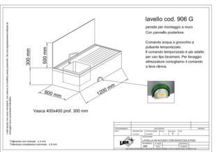 lavello-pensile-con-paretina-sgocciolatoio-comando-ginocchio-906g
