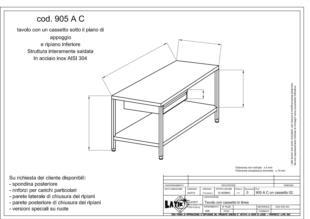 tavolo-acciaio-inox-con-cassetto-e-ripiano-inferiore-905AC