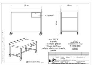 tavolo-acciaio-inox-con-ruote-e-cassetto-rinforzo-905AC
