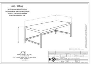 tavolo-acciaio-inox-senza-ripiano-complentamente-aperto-905A