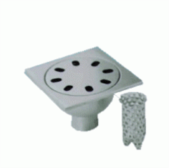 floor drain trap strainer